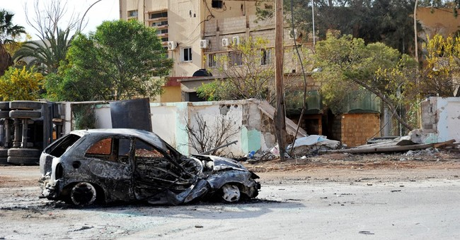 Amnesty: Hundreds trapped in Libya's Benghazi amid fighting